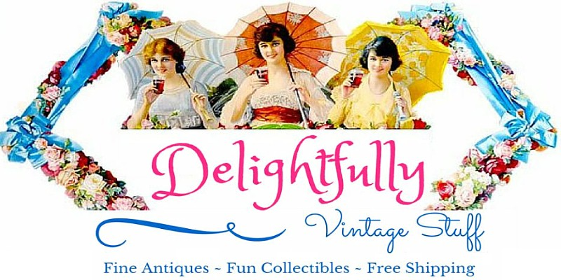 Delightfully Vintage Stuff
