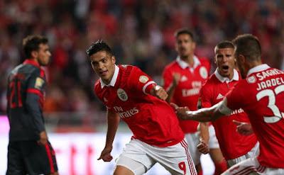 Benfica Futebol Raul Jiménez