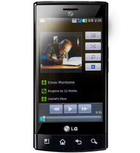 LG Optimus Mach LU3000 launched with Ennio Morricone Tunes in South Korea