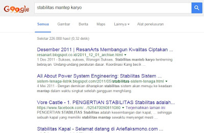 Google Sumber Ilmu