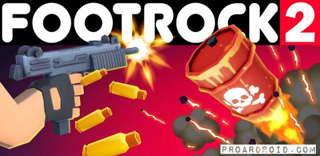 تحميل لعبة FootRock 2 apk كاملة للأندرويد