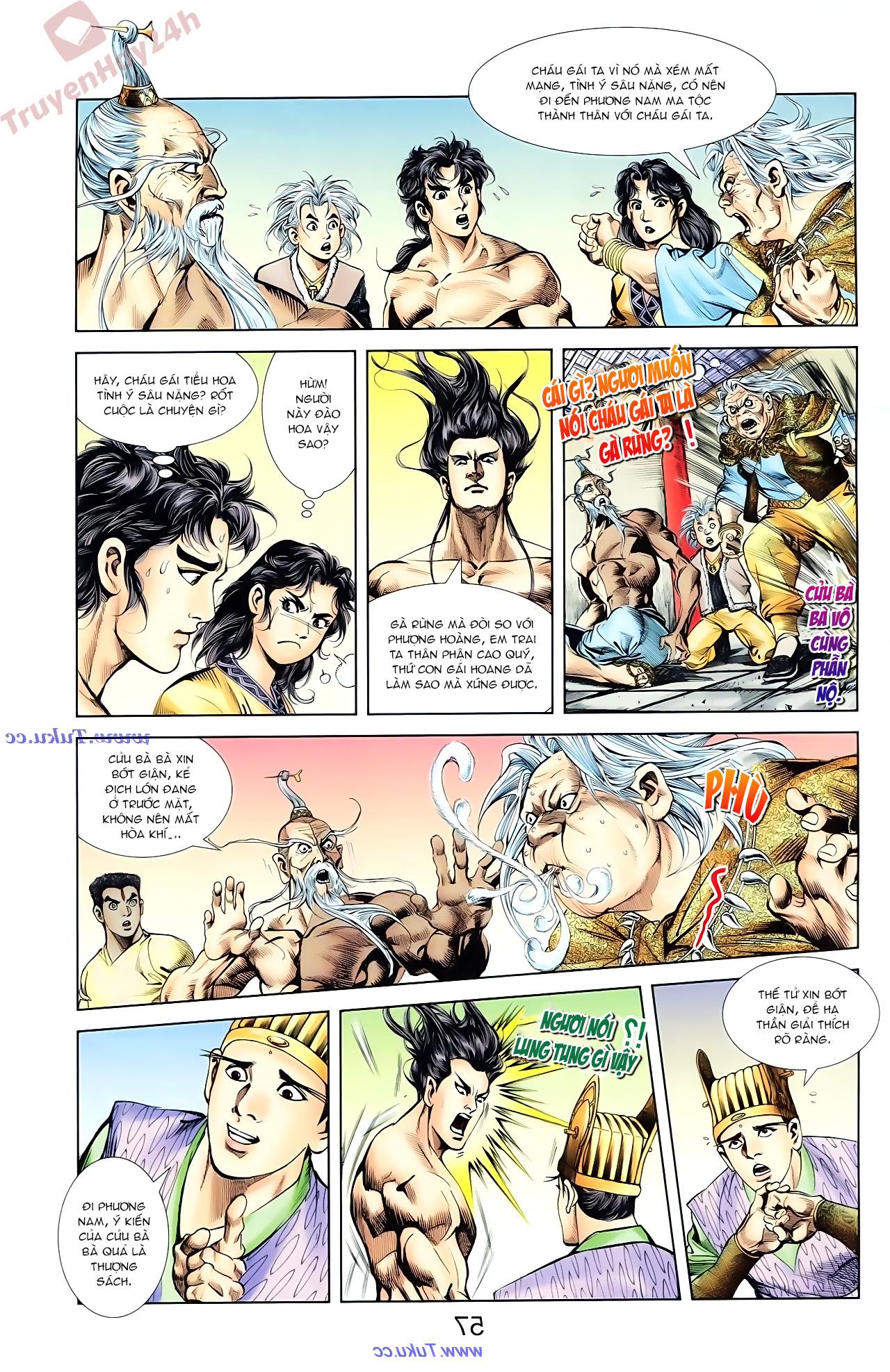 Cơ Phát Khai Chu Bản chapter 85 trang 11