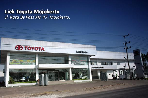 Harga Mobil Toyota Mojokerto, Jawa Barat