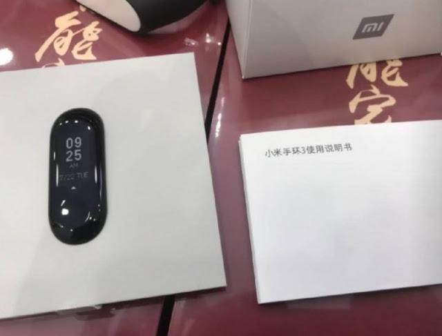 Xiaomi Mi 8, Mi 8 SE dan Mi Band 3