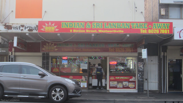 Sun Catering Indian and Sri Lankan food Wentworthville