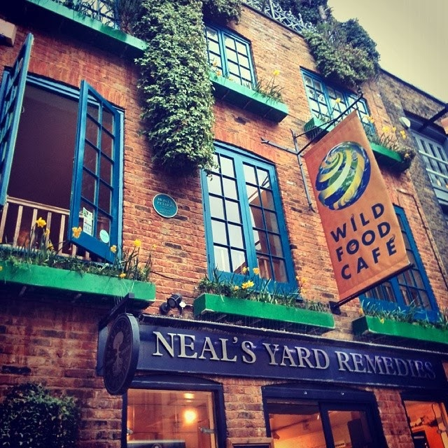 Neal yards