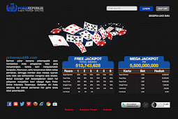 POKERREPUBLIK Agen Poker Online Terpercaya - Link Alternatif POKERREPUBLIK