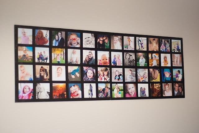kolaj, resim, fotoğraf, duvar, pano