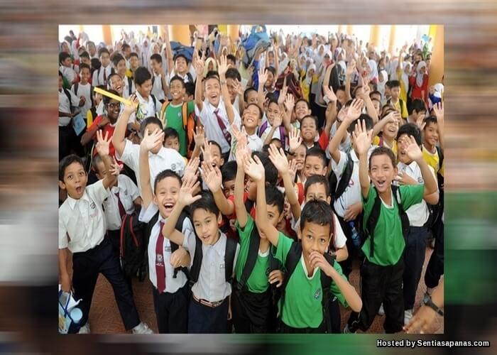 Cuti Sekolah Berperingkat