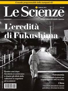 Le Scienze Marzo 2015 Pdf