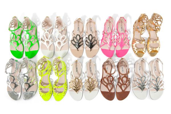 b041860e9ee0 Miu Miu Summer Sandals