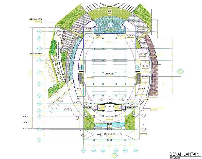 Structure Project : House of Glory Eden Park Batam Yanikmatilah Saja