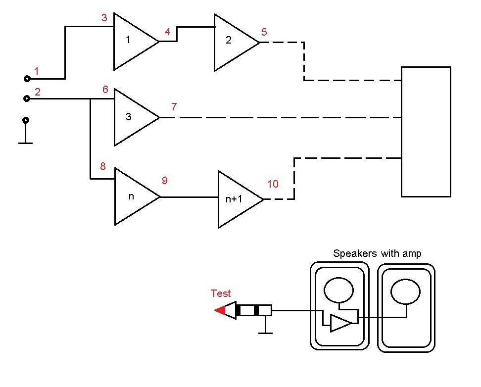 zylux multimedia computer speaker system wiring diagram