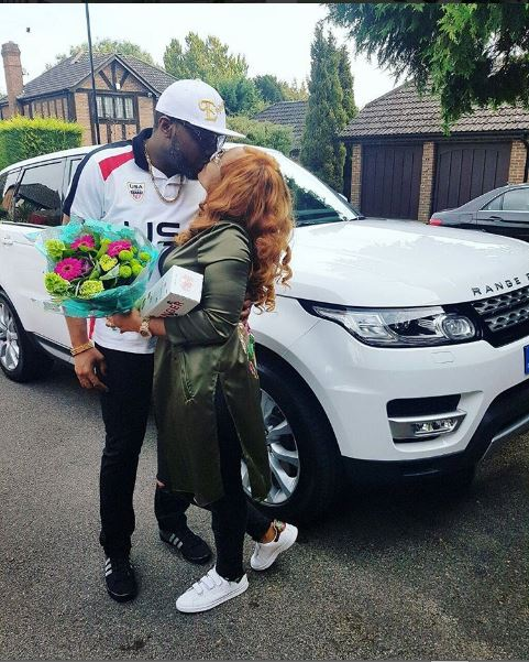 Kcee's Brother E Money Gifts Wife 2016 Customized Range Rover