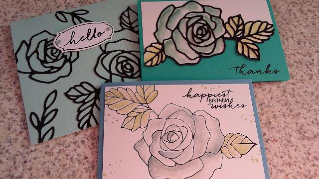 Jemini Crafts regular card making classes