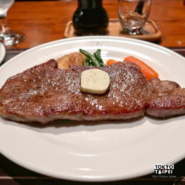 【Steakhouse Vin】日本最北米其林1星 入口即化香嫩宗谷牛排