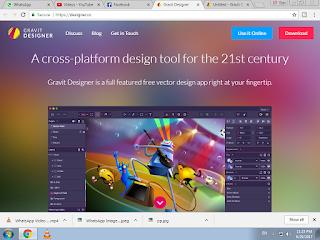 Gravit Designer tools