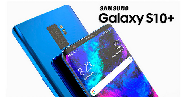 Samsung Galaxy S10 Plus: best smartphone-Camera phone 2019