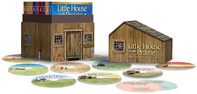 Gifts for kids who love the Little House on the Prairie series by Laura Ingalls Wilder. Activity books, dramatic play props, costumes, movies, audiobooks and more! Great ideas for Christmas or birthday.