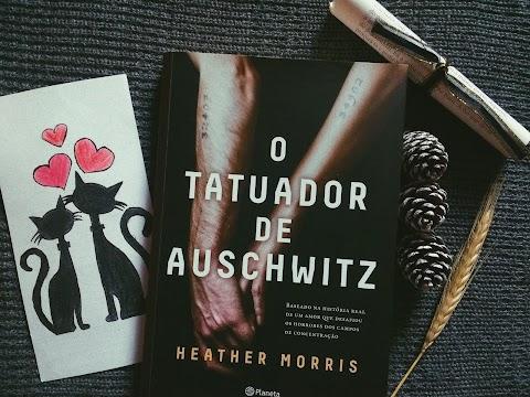 [Resenha] O tatuador de Auschwitz