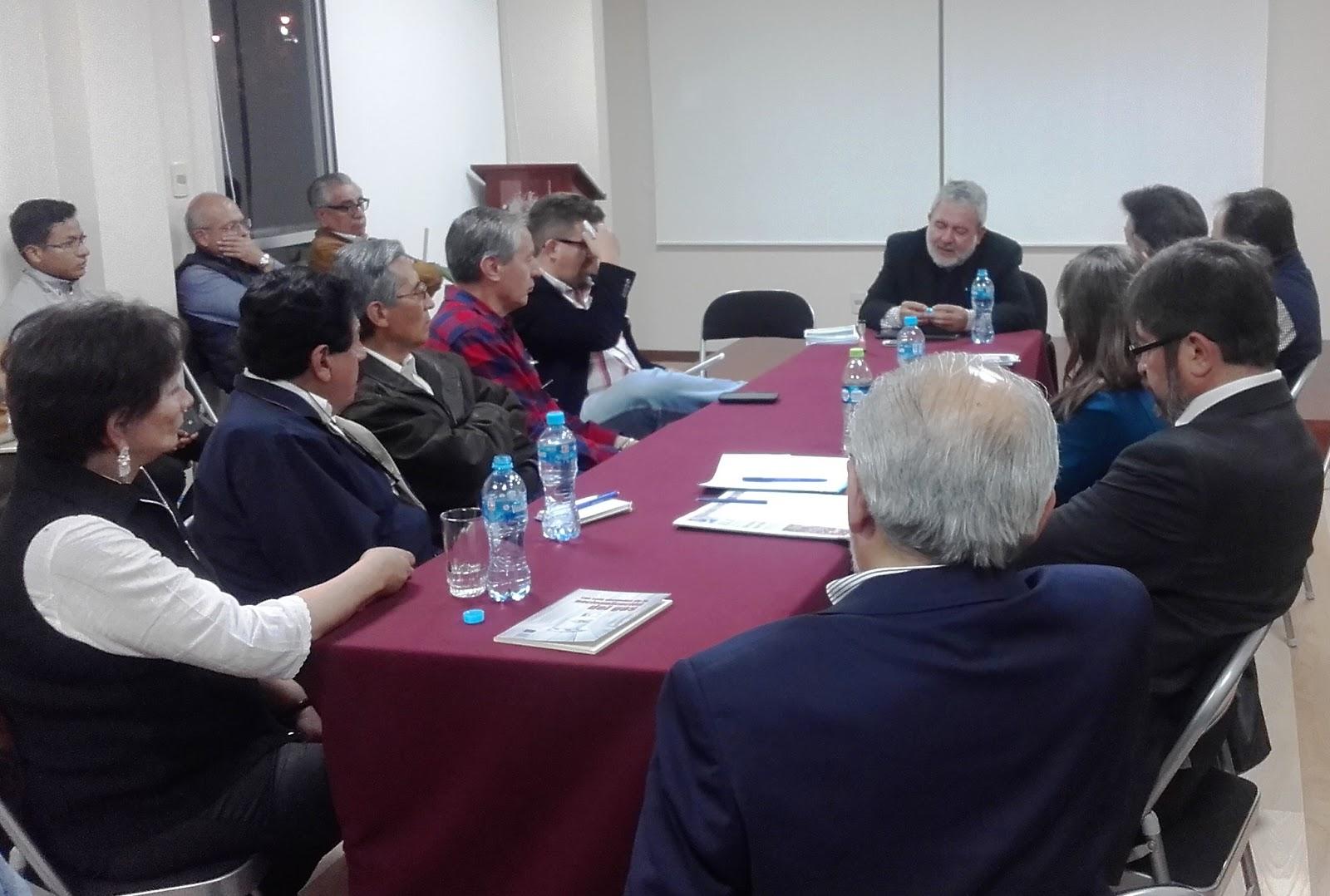 El politólogo ecuatoriano Luis Verdesoto explicó la coyuntura y proyección política del presidente Moreno