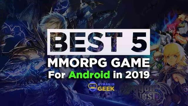 5 Game MMORPG Terbaik 2019 di Android yang Bisa Kamu Download di PlayStore