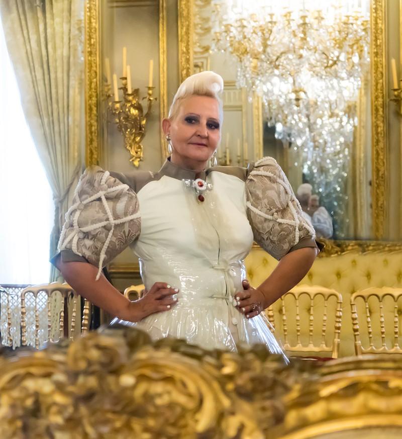 Feeling Like a Princess - Palacio de Fernán Núñez -Madrid