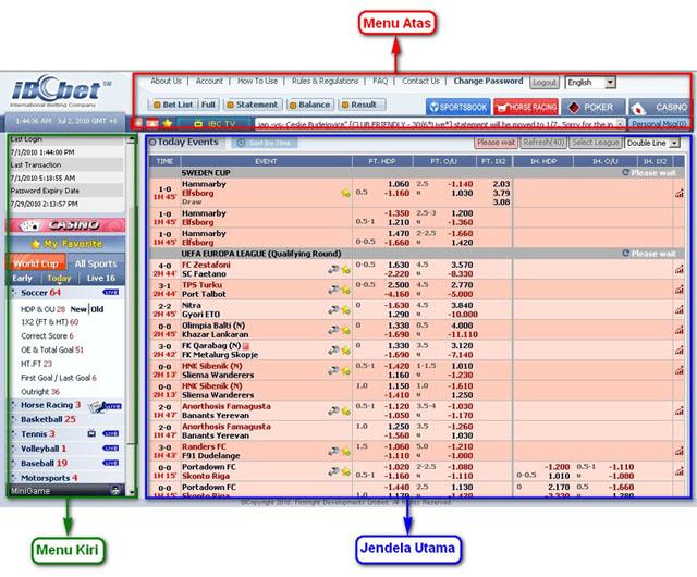 tut1b Panduan Cara Yang Benar Bermain IBCBET / MAXBET