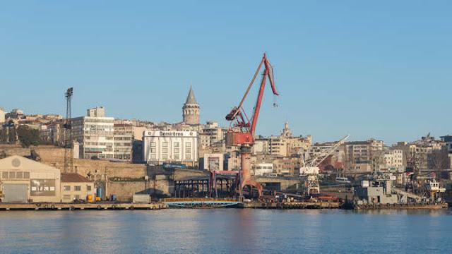 Halic-Tersanesi Gemi inşaatı müh. staj