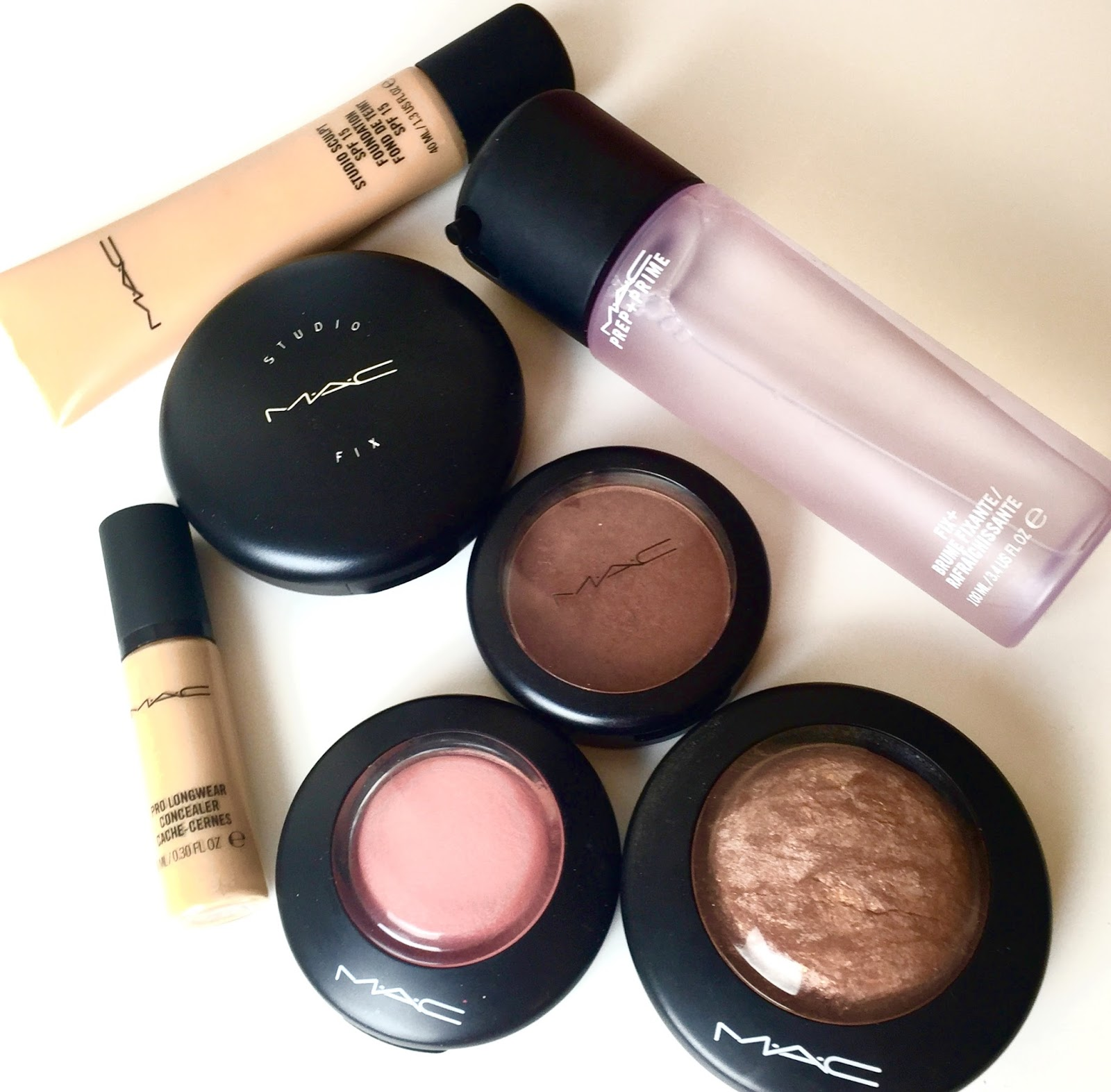 Cosmetics: Why I Can't Live Without These Mac Cosmetics Makeup