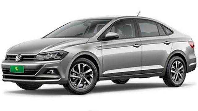 VW Virtus Comfortline Automático - Localiza