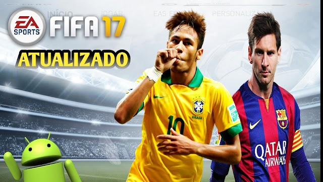 NOVO!! FIFA 14 ATUALIZADO 2017 PARA QUALQUER ANDROID