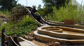 Terra Mítica Park, Benidorm.