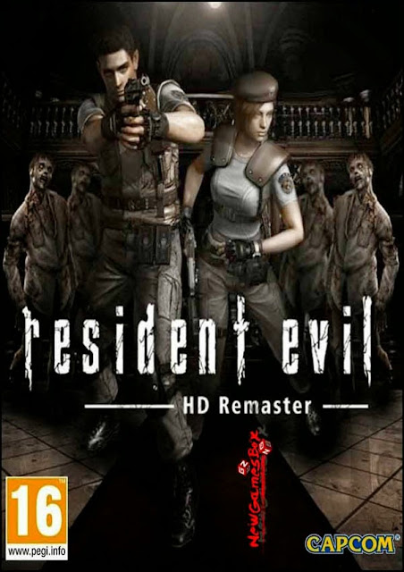 Resident Evil Hd Remaster Free Download Game Maza