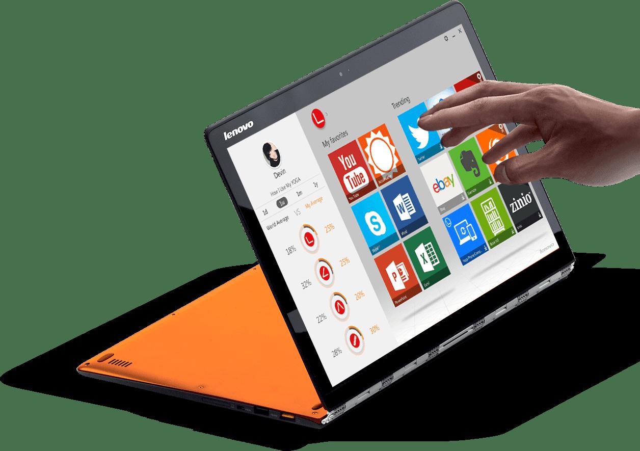 Lenovo Yoga 3 Pro Convertible