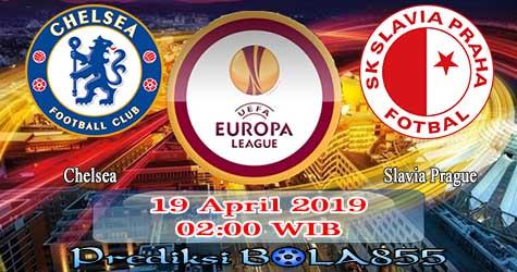 Prediksi Bola855 Chelsea vs Slavia Prague 19 April 2019