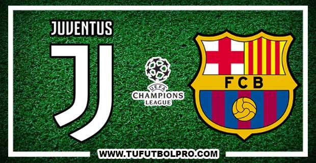 Ver Juventus vs Barcelona EN VIVO Por Internet Hoy 22 de Noviembre 2017