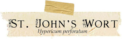 Magical and medicinal properties of St. John's Wort. Includes free BOS page!