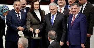 Τουρκία: Εγκρίθηκε η συνταγματική μεταρρύθμιση