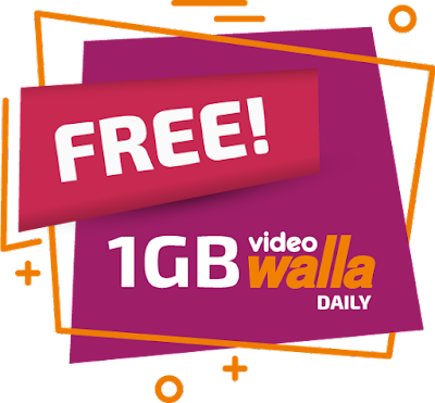Celcom Xpax Free 1GB Video Streaming Data