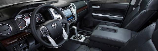 Toyota Tundra 2017 Canada