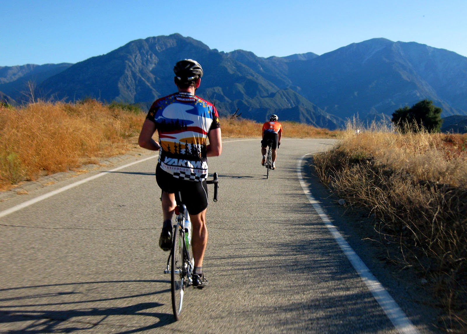 BicycleFriendscom Pomona to Azusa to East Fork to GMR to Baldy then Home