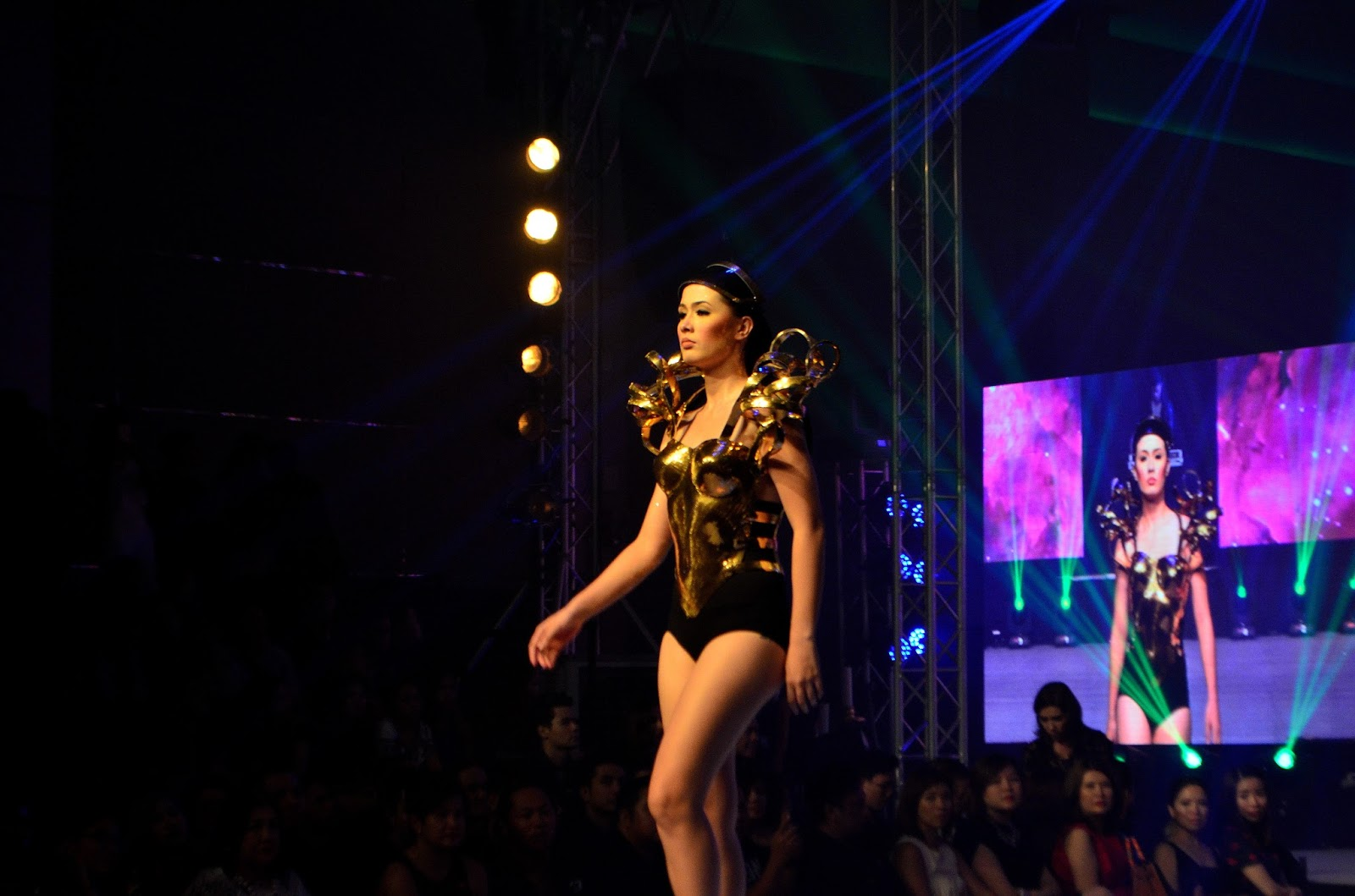 ILLUMINATE: Ignite the Light Rocky Gathercole collection