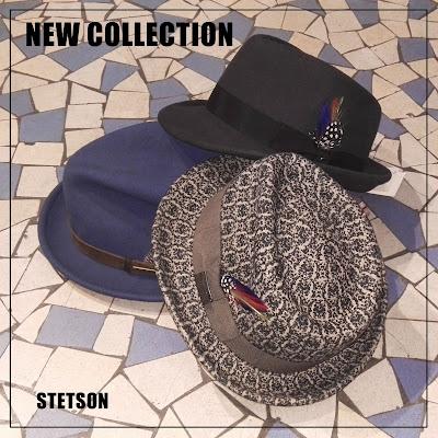 Nouvelle collection chapeaux Stetson femme