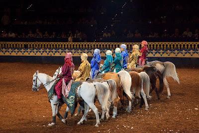 Que visitar en orlando aparte de los parques - Arabian Nights