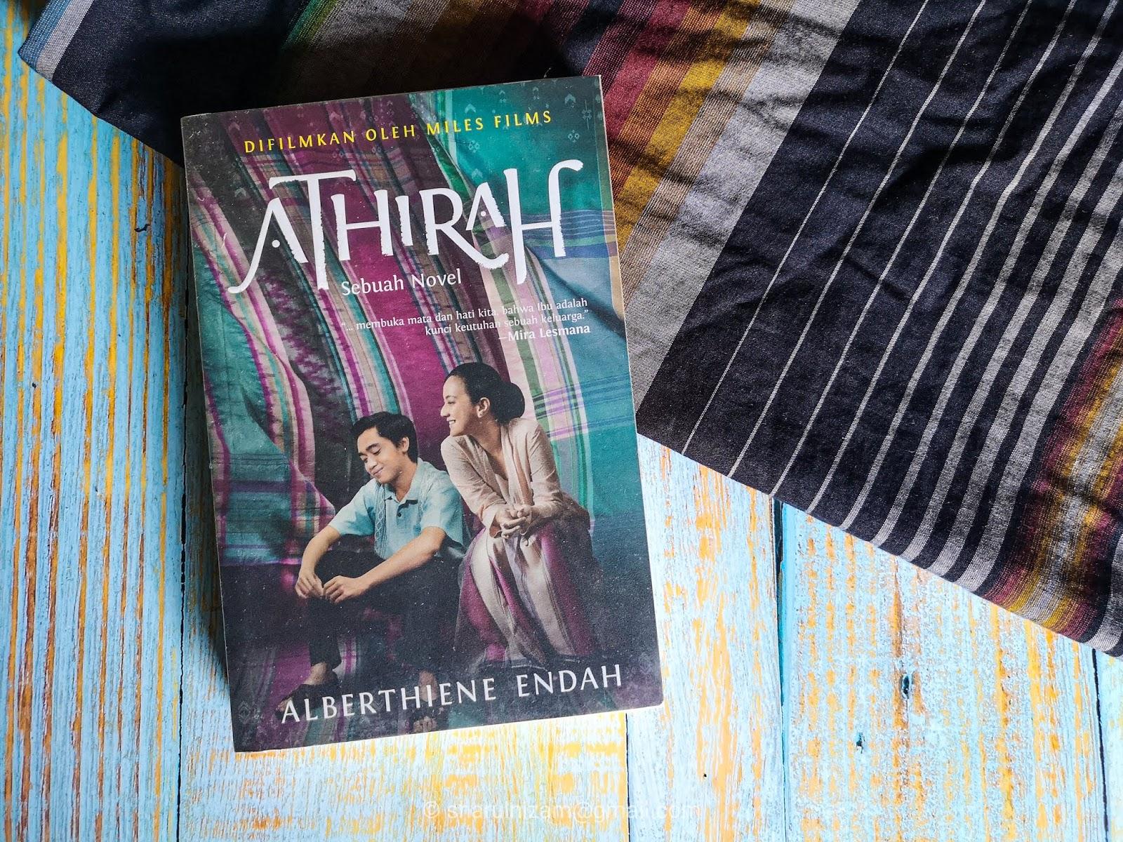 Athirah (Alberthiene Endah)