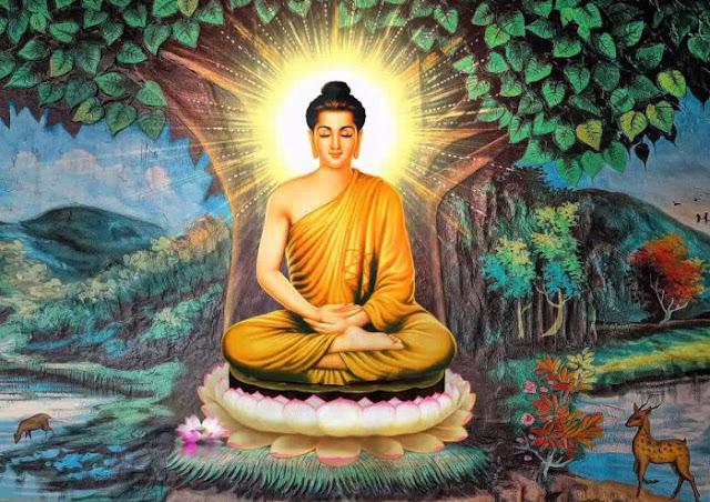 Chiến đấu để thành đạt Đạo Quả - ĐỨC PHẬT và PHẬT PHÁP - Đạo Phật Nguyên Thủy (Đạo Bụt Nguyên Thủy)