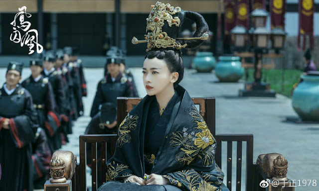 Wu Jinyan Empress Feng