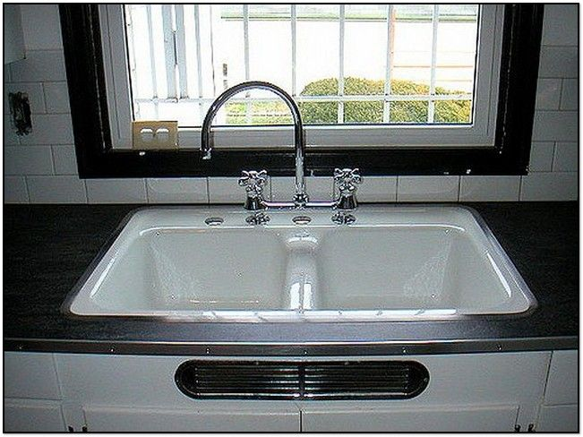 how to replace a mobile home kitchen