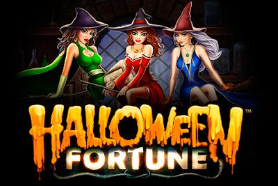 Halloween Fortune online Spielautomat